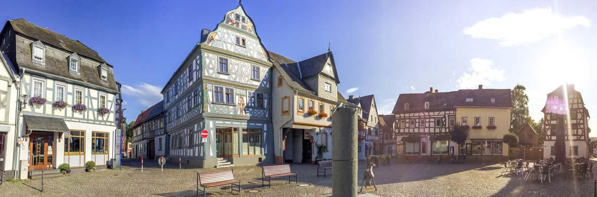 Bad Camberg - Ort im Taunus