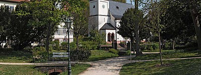Quellenpark in Bad Soden